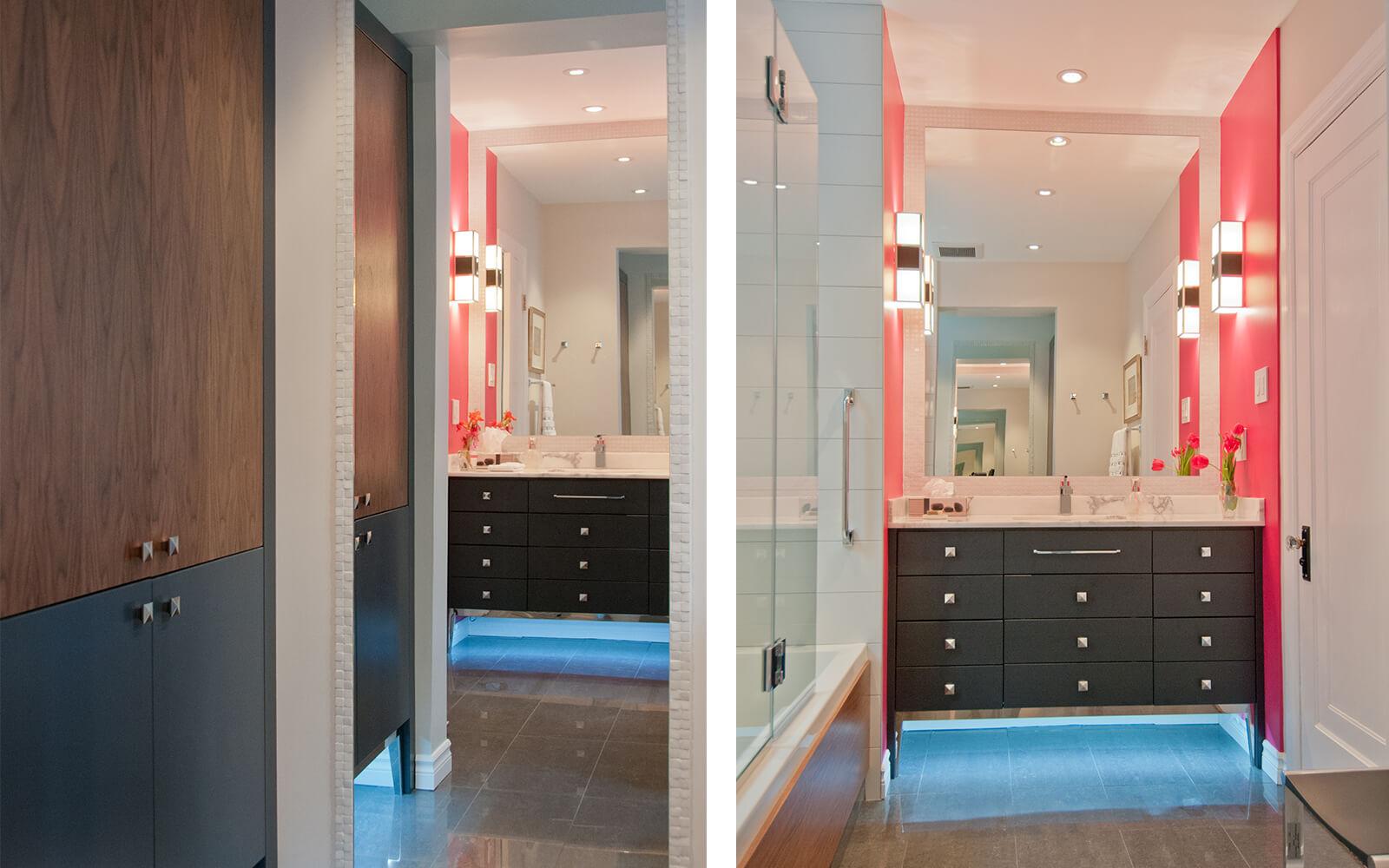 rénovation et décoration salle de bain