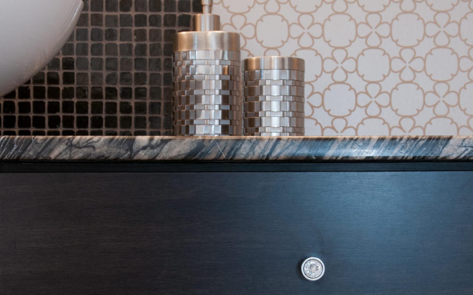 Aménagement d'une salle d'eau isolée du lavoir