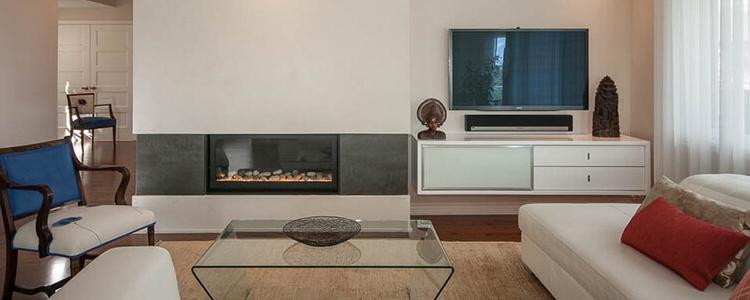 aménagement ambiance séjour moderne