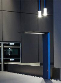 éclairage de cuisine ergonomique présenté au salon EuroCucina 2016
