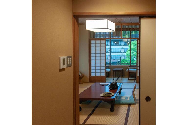 Ryokan à Myajima.