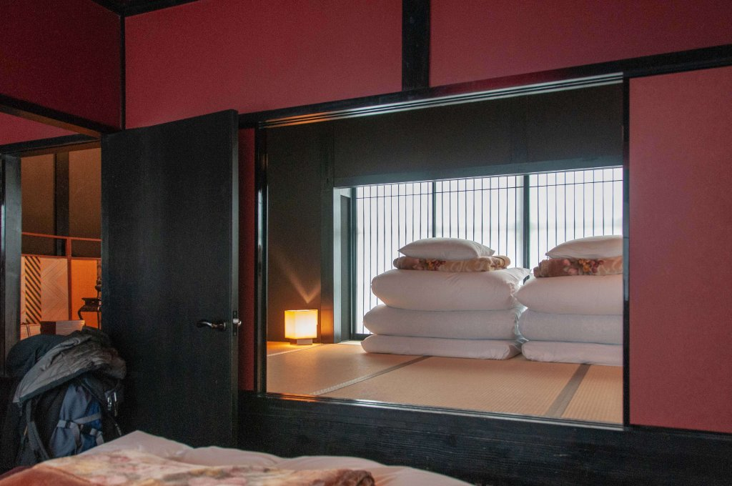 chambre de la Mashiya