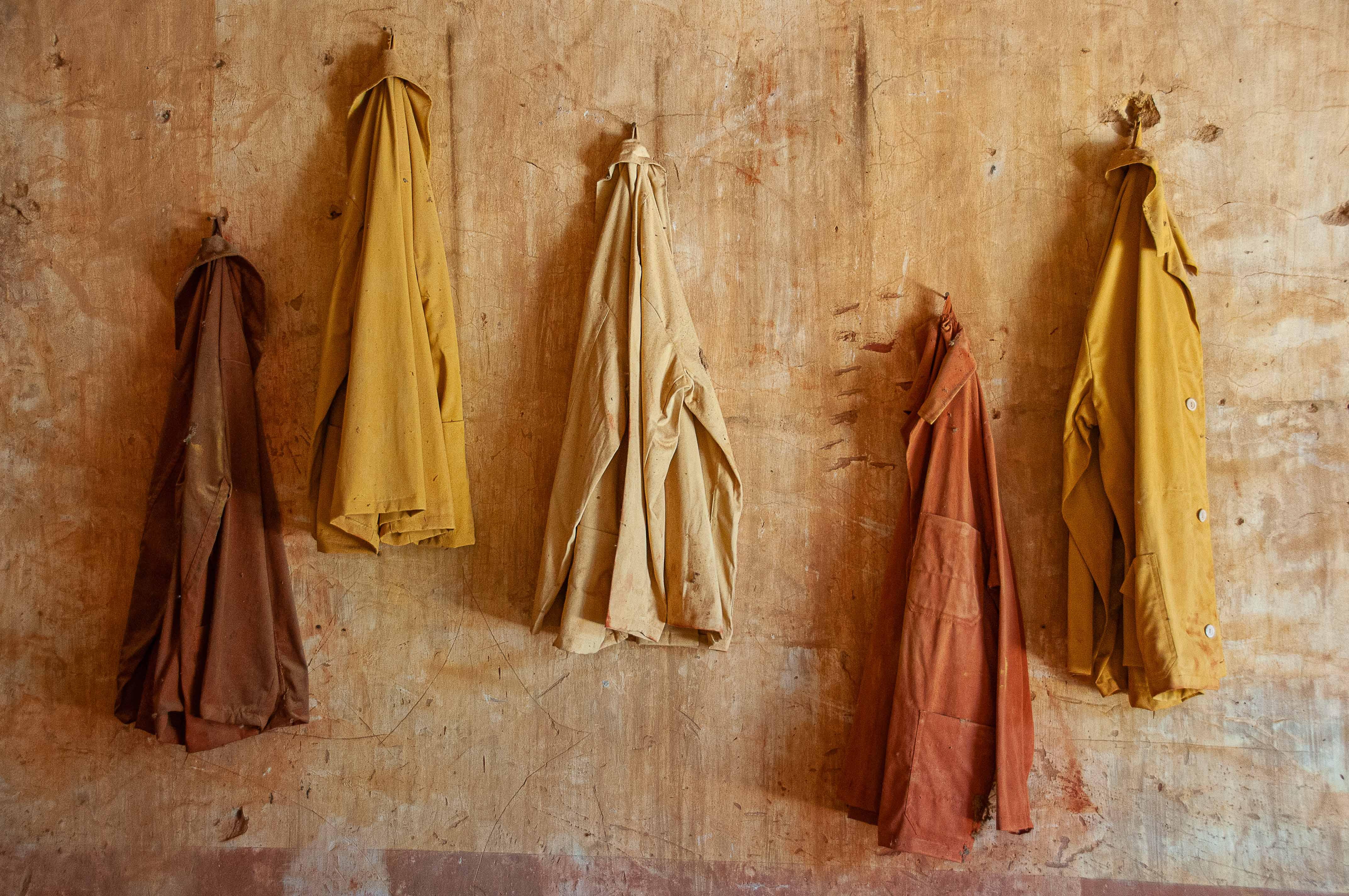 Vêtements d'ouvriers