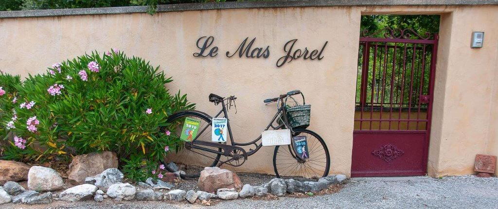 Le Mas Jorel, un gîte recommandé en Provence