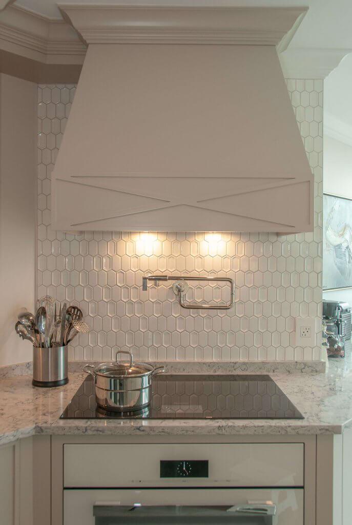 Design d'intérieur : cuisine fonctionnelle