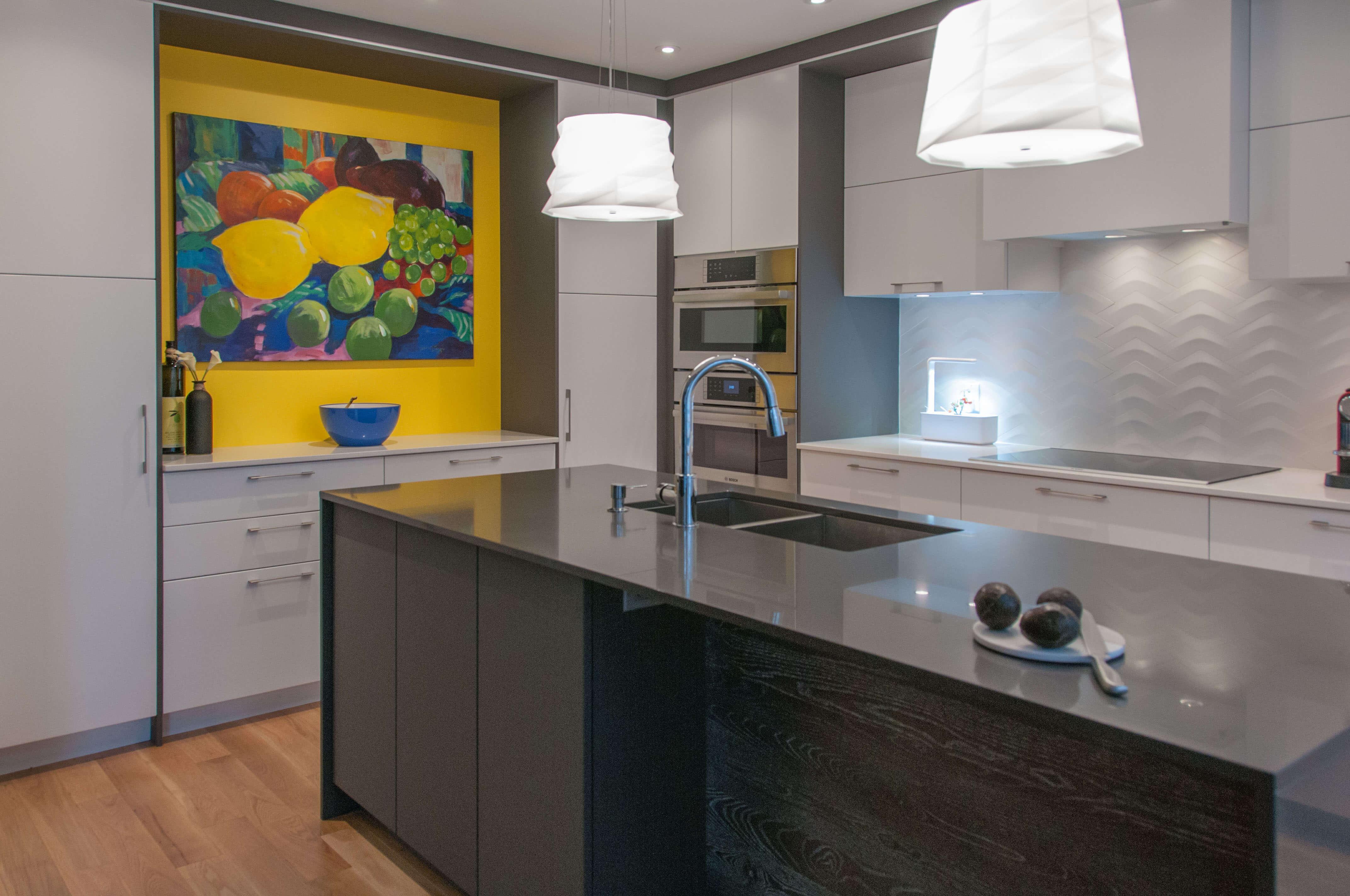 Renovation De Cuisine Projet De Design D Interieur Residentiel